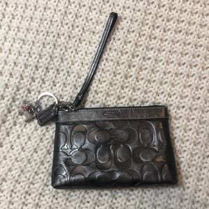 Coach Mini ID Card Wallet